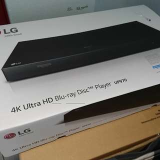 LG 4k player UP970