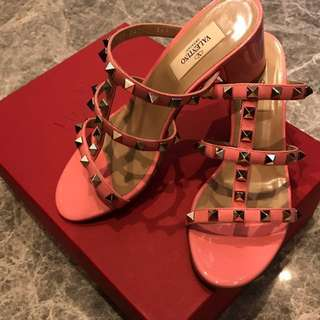(Authentic) Valentino Rock Stud 36-36.5