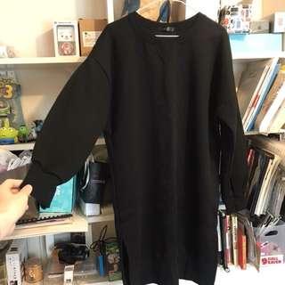 Korea鋪棉洋裝