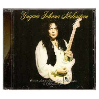 Yngwie Johann Malmsteen Concerto Suite For Electric Guitar And Orchestra In E Flat Minor Op.1 Millennium cd