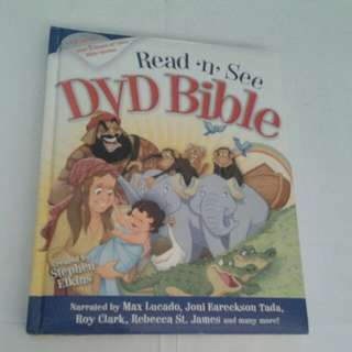 Read & See  DVD  Bible