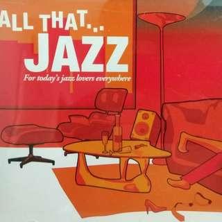 arthcd ALL THAT JAZZ CD 20 Trks (DIANA KRALL, LAURA FYGI, ASTRUD GILBERTO, LOUIS ARMSTRONG, NATALIE COLE, MONA SIMONE etc)