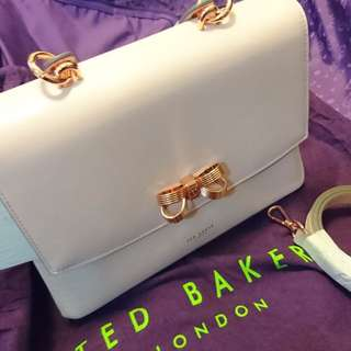 Ted Baker leather bag [NEW]