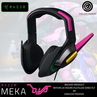 Razer Meka - Official Meka-issued D.VA headset