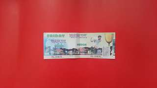 HK Rubby Ticket 2005 3rd day!