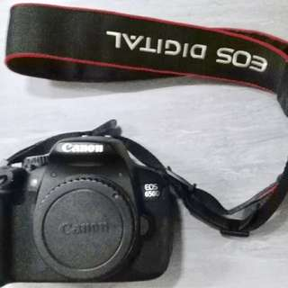 Canon EOS 650D (Body Only)