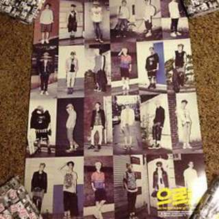 Preloved Albums, Posters, Merchandise
