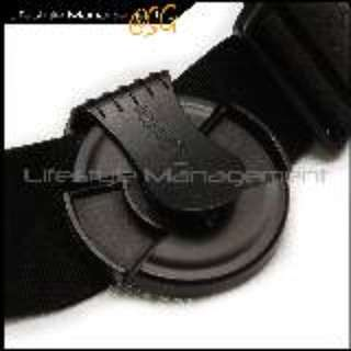 Buckle Clip Lens/Filter Dust Protective Cap/Cover for Bag/Strap/Belt