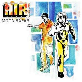 arthcd AIR Moon Safari CD (Sexy Boy, Kelly Watch Thw Stars etc)