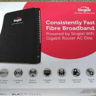 Singtel Wifi modem Transfer