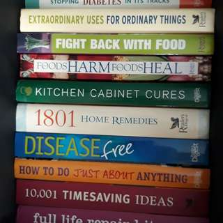 Hard Cover Reader Digest Collection