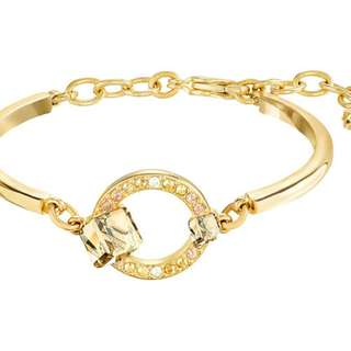 全新Swarovski Geometric Bangle 992677