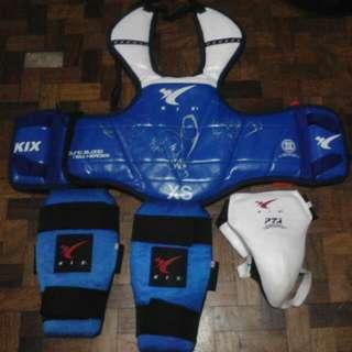 Kix Taekwondo Gears