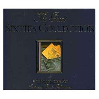 Great Sixties Collection Box 3 cds set