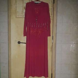 New pink dress