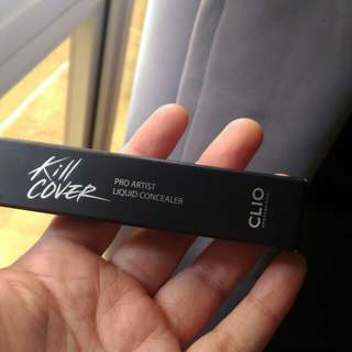 BNEW Authentic Clio Kill Cover