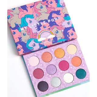 Colourpop My Little Pony Shadow Palette