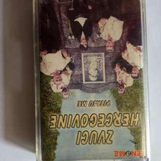 Classic Bosnian cassette tape