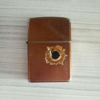 Old Zippo lighter