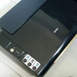 Epson CX5500 ink jet printer