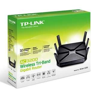 TP-Link AC3200 Tri-Band - Archer-C3200