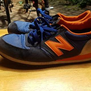 New Balance 420  shoes sepatu size 41.5