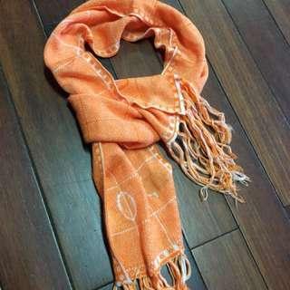 🚚 9成新圍巾(未用過