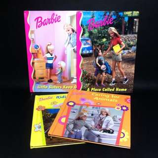 Barbie Book Lot