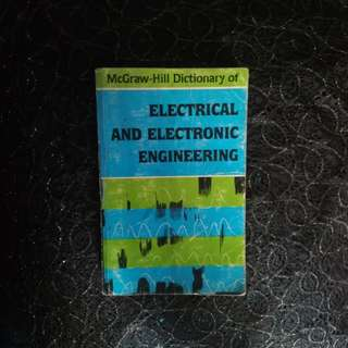 McGraw-Hill Dictionary of Electrical and Electronic Engineering