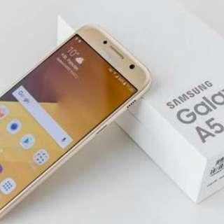 Samsung A5 2017 Gold Resmi Bisa Kredit Proses 30 Min