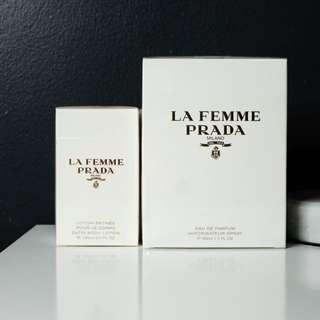 La Femme By Prada