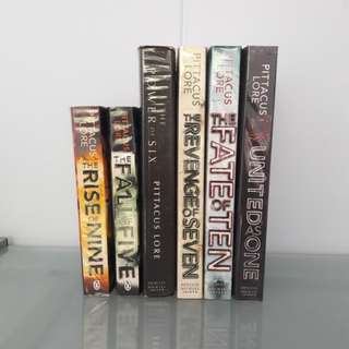 Pittacus Lore book series