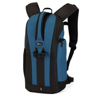 LOWEPRO FLIPSIDE 200 BACKPACK - ARTIC BLUE