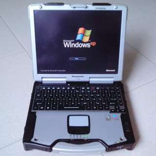 Panasonic Toughbook CF29 with RS232 Serial COM Port