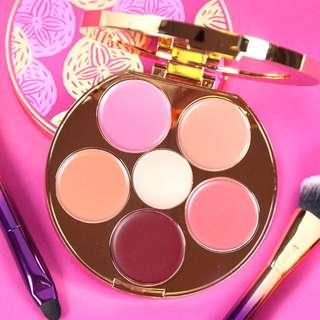 Tarte Kiss & Blush Cream Cheek & Lip Palette