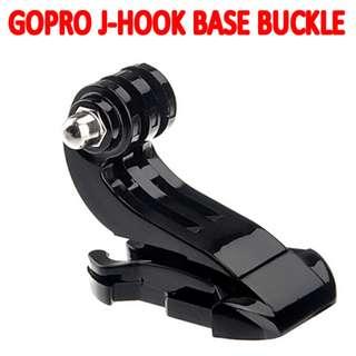 TGP038 GoPro J Hook Buckle Mount or GoPro Hero Camera Sony Sport Camera