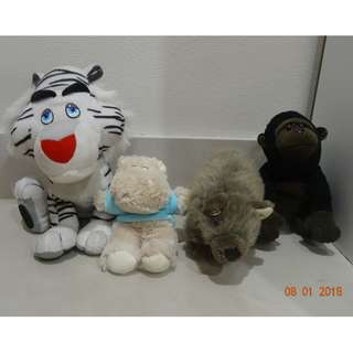 Small Assorted Plush Toys