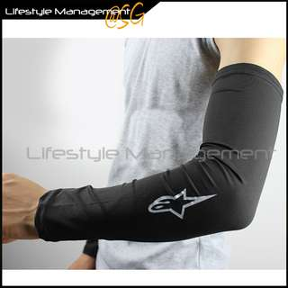 Arm Sleeve Guard Breathable High Elastic Motorcycle/Bicycle/Bike/Cycling for Man/Woman - ONE PAIR