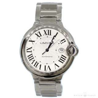 New Cartier Ballon Bleu 42mm