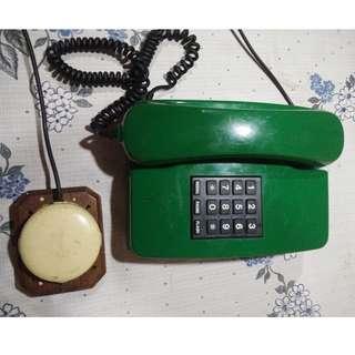 telepon jadul antik klasik untuk dekorasi