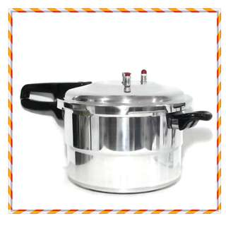 Presto 12 Liter Ukuran Besar Presure Cooker Anti Karat Trisonic