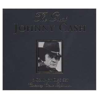 The Great Johnny Cash 3 cds boxset