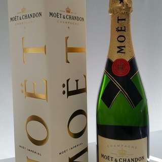 Moet & Chandon Brut Imperial NV with Gift Box 750ml