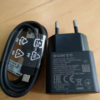 Sony 100% new xperia charger 原廠充電器