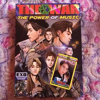 [UNSEALED] EXO The Power of Music + Suho PC