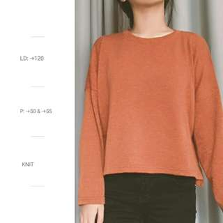 Sweater orange bata