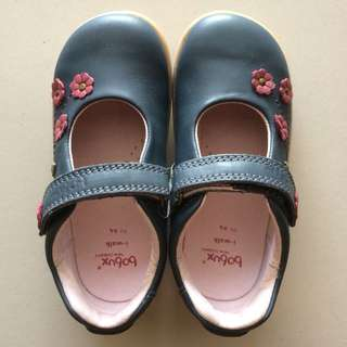 BOBUX Children Shoe - Deep Wild Flower Mary Jane (EU24)