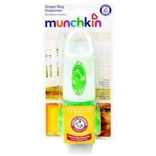 Munchkin, Diaper Bag Dispenser, Lavender Scent