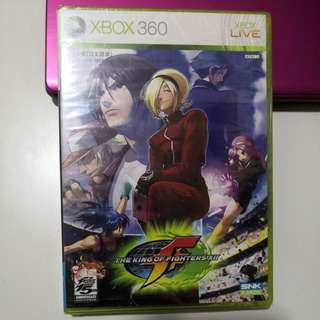 XBox 360 The King Of Fighters XII