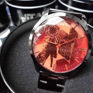 日本直送 Star Wars 手錶